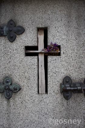 Medium cemetery cross buenos aires 19