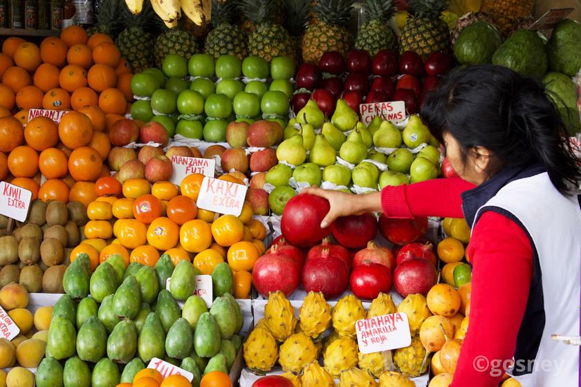 Large peruvian fruit 1